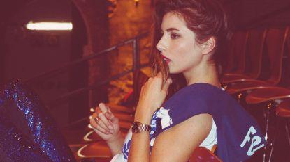 "Zo feest fashion blogger Emma Gelaude: ""Om de twee glazen een glas water"""