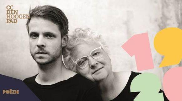 Bert Verbeke en Annemie Deckmyn.