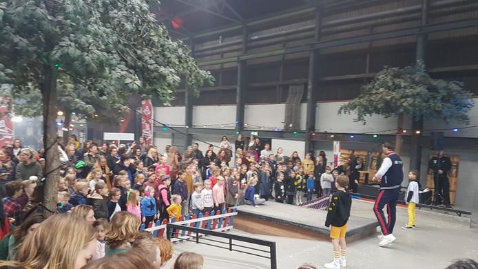Kinderen voor kinderen bij Sanders Vriendenopvang in Breda.