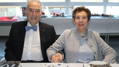 Roger en Jenny vieren zeventig jaar huwelijk