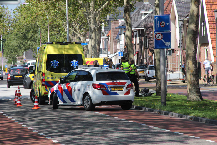 Ongeval in Rijssen