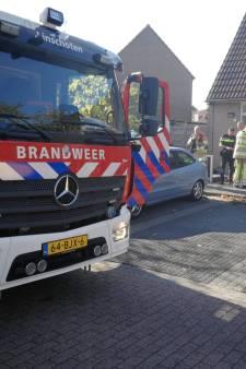 Pannetje op het vuur veroorzaakt veel rook in Linschoten