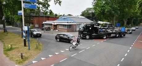 Oonksweg als alternatieve ontsluiting Borns industrieterrein De  Molenkamp