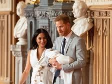 Pour sa première fête des Mères, Meghan Markle dévoile une tendre photo d'Archie