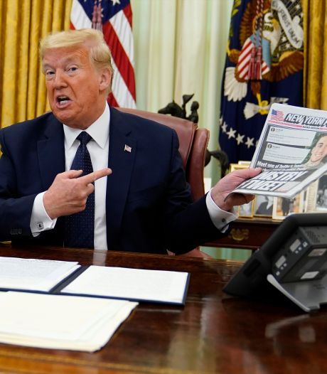 Twitter: Decreet Trump bedreiging vrijheid van meningsuiting