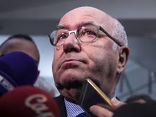 President Italiaanse bond stapt op na missen WK