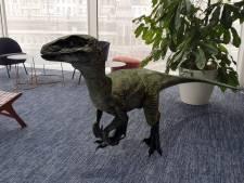 Un dinosaure dans votre salon? C'est possible grâce à Google