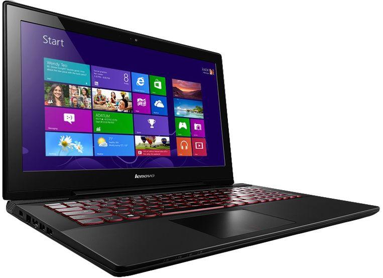 De Lenovo IdeaPad heeft het uitzicht van een gaminglaptop, maar niet de prijs.