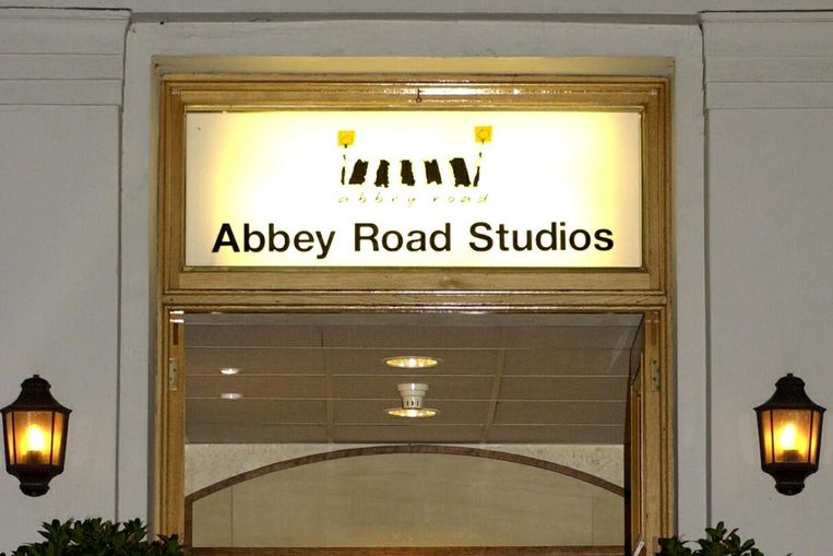 Abbey Road Studios (AFP) Beeld