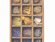 Rijks ontdekt uranium in 18de-eeuwse miniatuurapotheek
