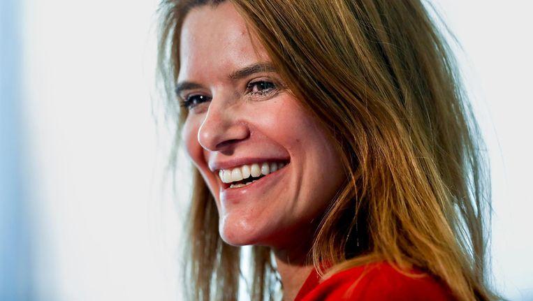 Barbara Visser (VVD): Als Kamerlid deed ze verkeer, ze studeerde economie. Nu wordt ze staatssecretaris van Defensie Beeld anp