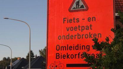 'Voetpat': deze 6 schrijffouten op verkeersborden vind je langs Vlaamse wegen