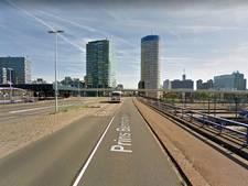 'Prins Bernhardviaduct crime voor voetgangers'