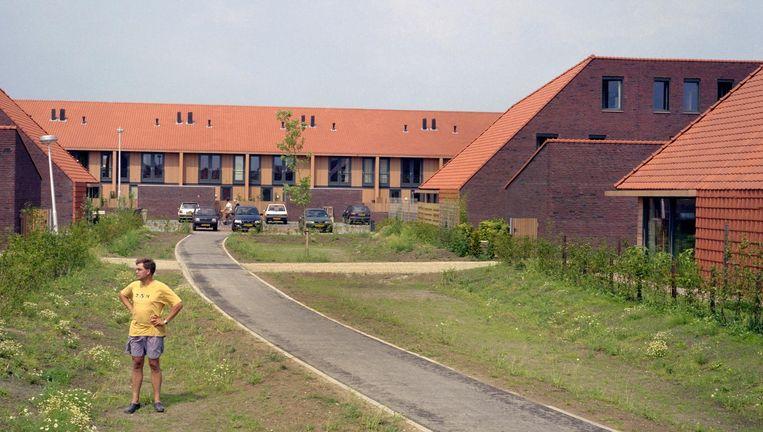 Villa Belforte, Leidsche Rijn, 2001 Beeld Bart Sorgedrager