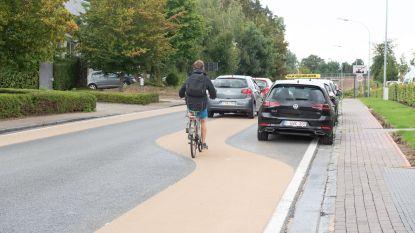 Nieuwe fietssuggestiestroken zorgen voor heel wat commotie