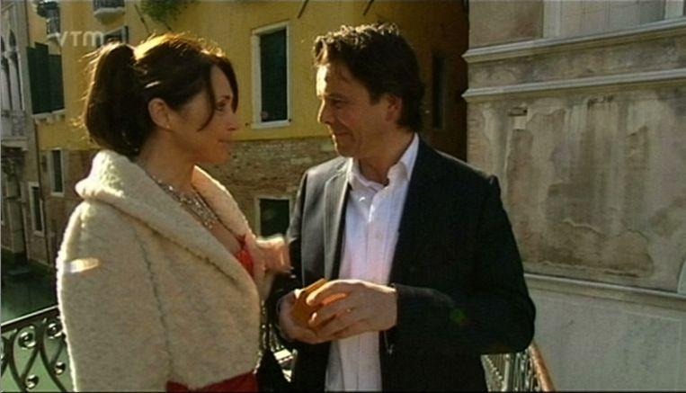 Frans vroeg Wendy ten huwelijk tijdens een citytrip naar Venetië. Tot een huwelijk kwam het echter nooit.