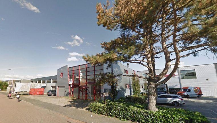 We Zijn Hier hebben opnieuw een pand gekraakt, dit keer in Diemen Beeld Google Streetview