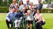Aloïs Van Noten en Paula Guinis 60 jaar getrouwd