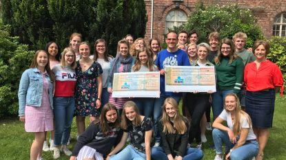 Meeneembeurs Sint-Theresia brengt 3.000 euro op
