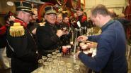 Paassoldaten houden ook halt in brouwerij Boon