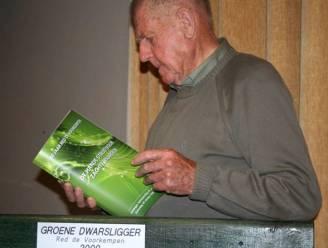 """Icoon van natuurbescherming Marcel Verbruggen (95) overleden: """"Zijn belang voor de Vlaamse milieubeweging kan niet overschat worden"""""""