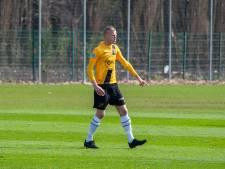 Van Hecke scoort voor winnend Jong NAC Breda