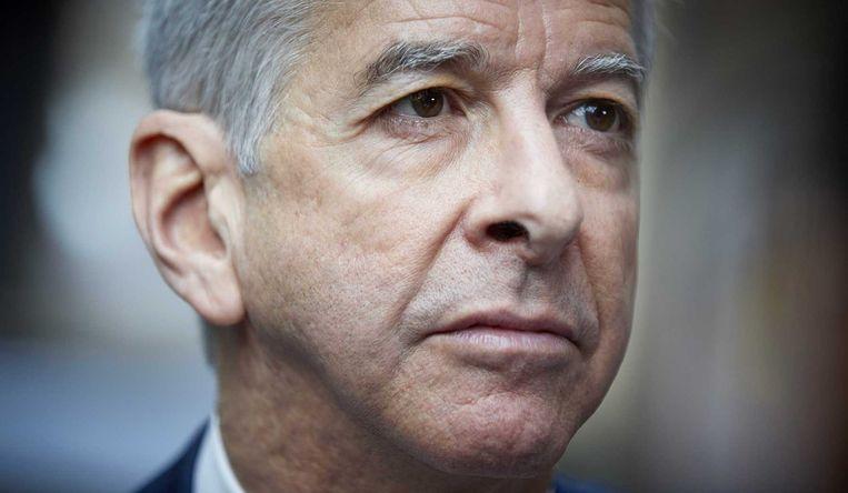 Minister Ronald Plasterk van Binnenlandse Zaken. Beeld anp