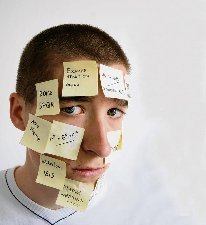 'Stress en faalangst liggen op de loer bij het toetsen van ...