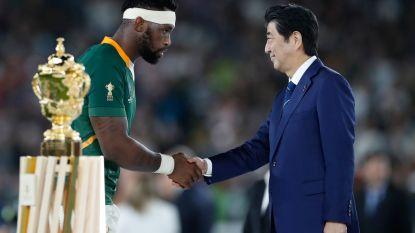 Het verhaal achter de prachtige zegespeech van Siya Kolisi, de eerste zwarte kapitein ooit die het WK rugby won