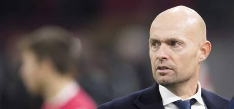 Marcel Keizer: Gebrek aan steun Ajax-leiding