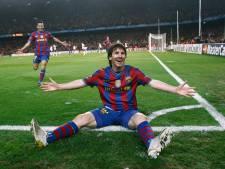 Fotoserie: vijftien jaar Messi bij Barcelona