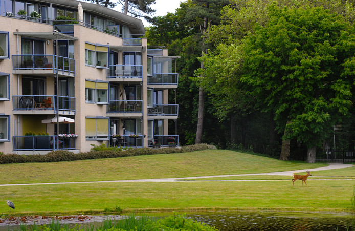 Parc Zonnehove in Oostkapelle.