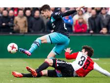 Van Ginkel mikt op terugkeer tegen Roda JC