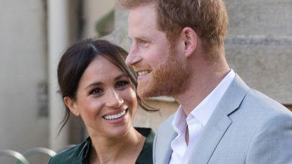 Harry en Meghan zijn zwanger van eerste kindje