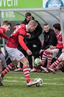 Concordia Wehl verliest oefenduel van RKHVV