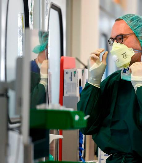 Minimale stijging van ziekenhuisopnames én coronabesmettingen in Achterhoek