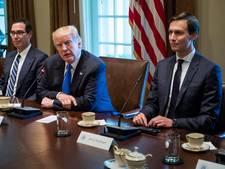 'Ook Trumps schoonzoon gebruikte privémail in Witte Huis'