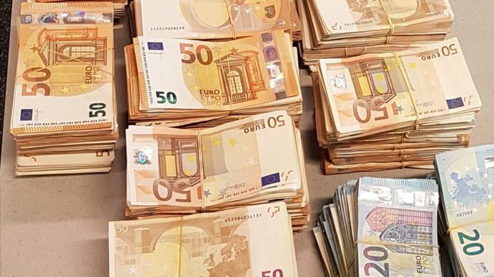Dat er nog een half miljoen 'aan zat te komen' is een volslagen verrassing voor het failliete Detachering Beheer.