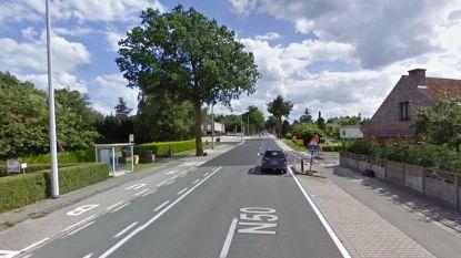 Kortrijksestraat en Brugsestraat krijgen verhoogde busperrons