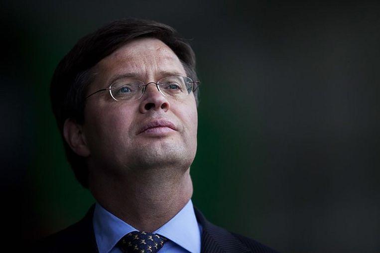 Voormalig CDA-premier Jan Peter Balkenende. Beeld anp