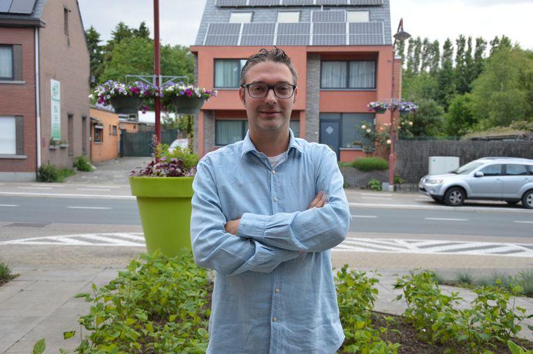 Pieter De Spiegeleer (Vlaams Belang) uit Heldegem, bij Haaltert, is verkozen voor de Kamer.