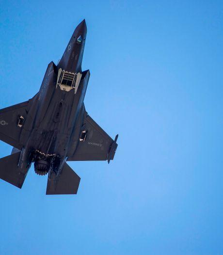 Nieuwe F-35 kan niet tegen onweer, piloten moeten met een grote boog omvliegen