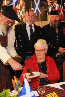 Burns Supper in Veere schot in de roos: 'Even was ik terug in Schotland'
