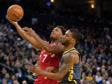 Toronto Raptors overklast Warriors in topper