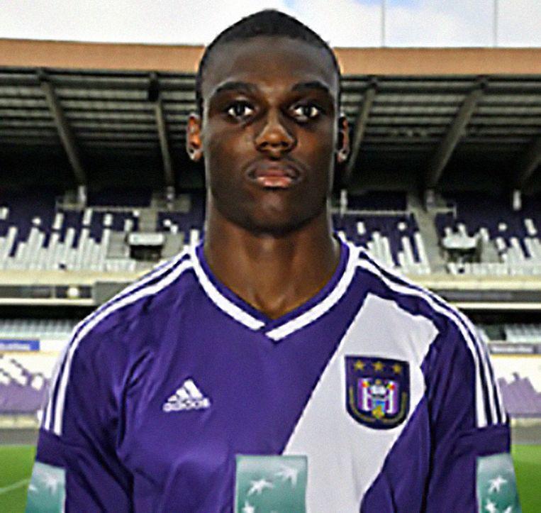 Scott Bitsindou kreeg zijn opleiding bij Anderlecht.