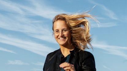 """Het motto van Emma Plasschaert: """"Day by day"""""""