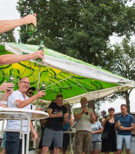 Broeklanders zijn trots op behoud van hun dorpsfeesten