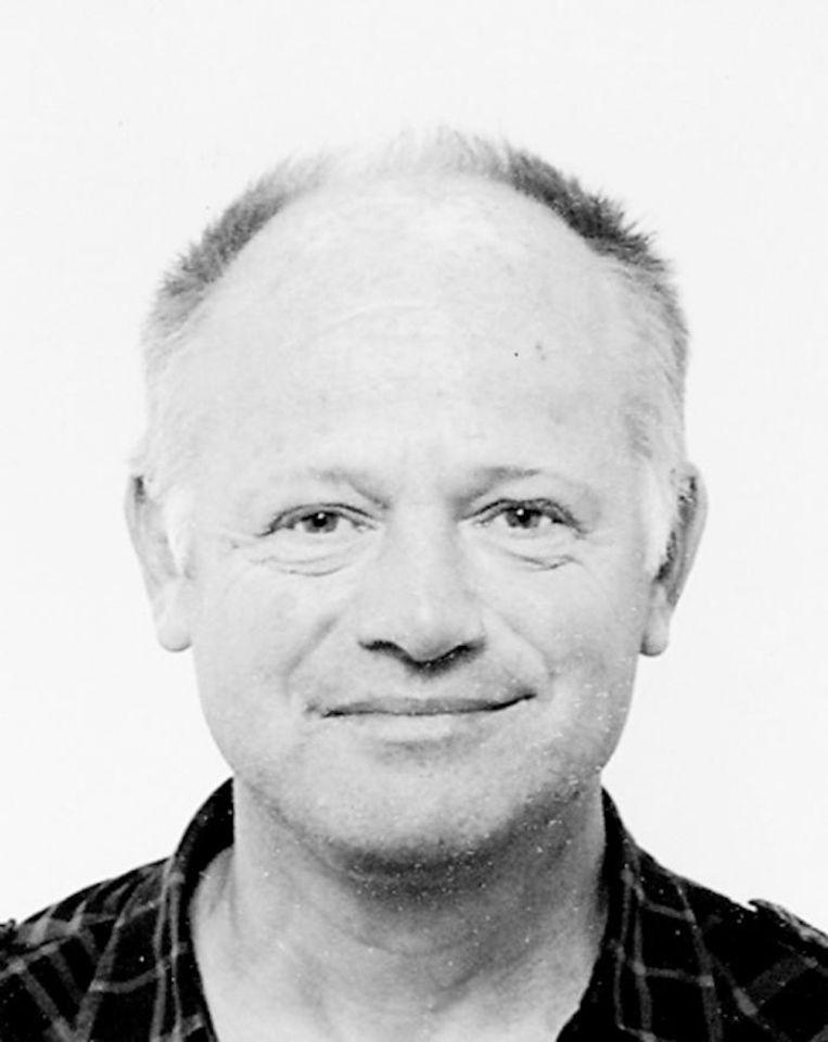 Bart Nooij, opbouwwerker in Amsterdam-Zuid Beeld