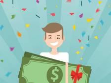 Krijg jij een bonus op je werk? Geniet er nog maar even van