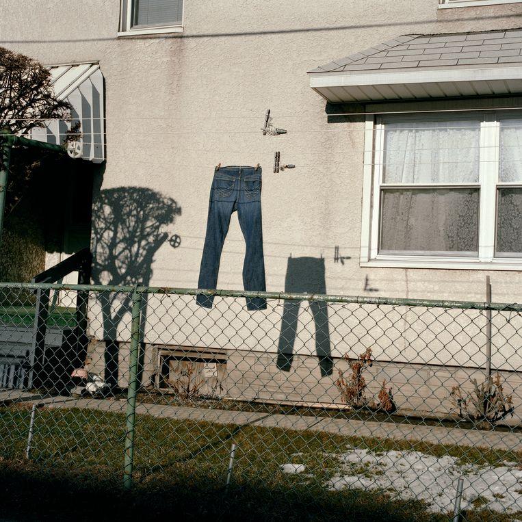 Jason Fulford, Scranton (jeans), 2009/2018. Beeld Jason Fulford